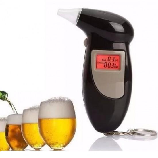 Alcool test cu afisaj digital si sonor