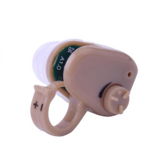 Aparat auditiv cu baterii incluse si 4 olive, 110db, Axon k-55