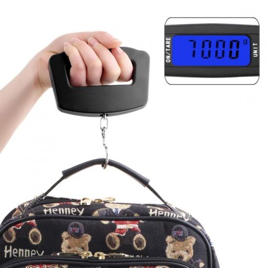 Cantar de mana electronic portabil pentru bagaje