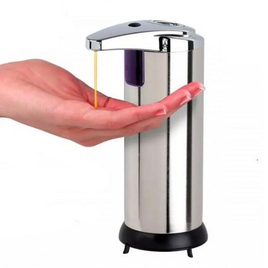 Dozator pentru sapun lichid, cu senzor de miscare