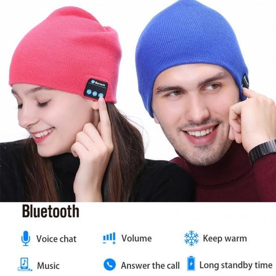 Fes wireless cu casti si microfon integrate, conectare Bluetooth