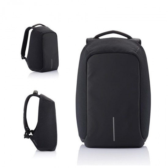 "Ghiozdan pentru laptop, protectie anti-furt, diagonala max 15.6"""