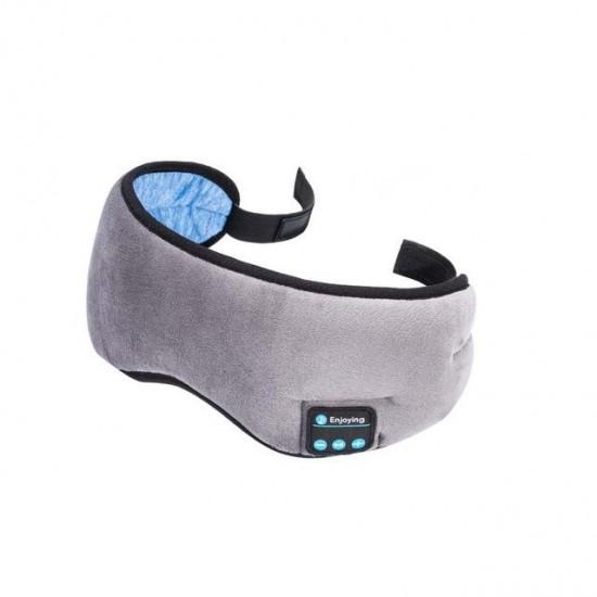 Masca pentru somn cu functie bluetooth, mp3, microfon incorporat, marime reglabila