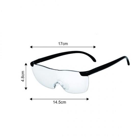 Ochelari de marit cu lupa Big Vision, marire pana la 60%