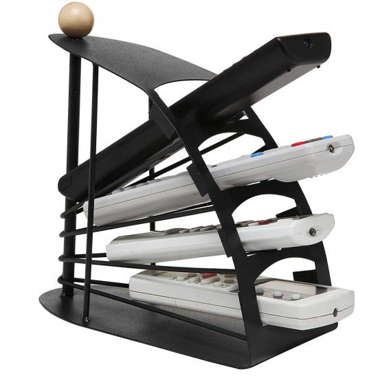 Organizator pentru telecomenzi, Remote Organizer, material otel