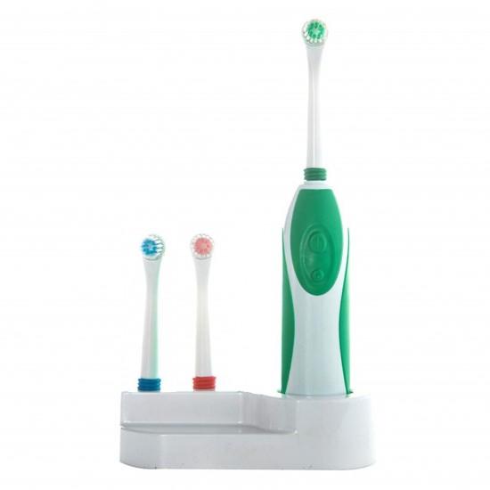 Periuta electrica de dinti, 2 rezerve incluse