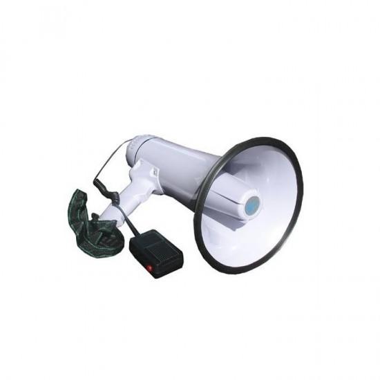 Portavoce Nothipi, 25w, ultraportabila, diverse functii, microfon si sirena