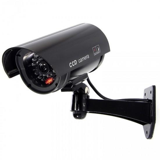 Set 3 camere false de supraveghere ideale pentru protejarea locuintei